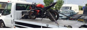 motorcycle recovery nottingham